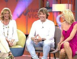 Ismael Beiro, Ania Iglesias y Mª José Galera celebran el 19º aniversario de 'GH' con sorpresa de Mercedes Milá