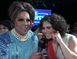 La estrepitosa caída de Rosa López durante una conexión en directo con la Preparty de Eurovisión 2019