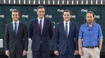 La audiencia de 'El debate en RTVE' al detalle: Análisis de los datos que no conocías