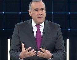 """El curioso apunte de Xabier Fortes en 'El debate en RTVE': """"Pueden, educadamente, faltarse al respeto"""""""