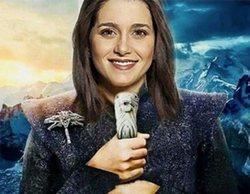 HBO reprende a Ciudadanos por hacer campaña electoral con un montaje de Inés Arrimadas y 'Juego de Tronos'