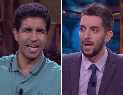 El humor negro de Enhamed Enhamed conquista a los espectadores de 'La resistencia'
