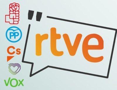 ¿Qué dicen los programas electorales sobre RTVE?