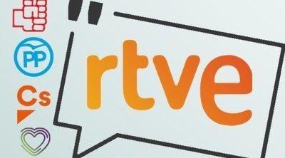 El destino de RTVE a examen: Qué cambiará (o no) cada partido, según su programa electoral