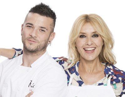 """TVE y Cayetana Guillén Cuervo presentan 'Cena con mamá': """"Es un formato precioso, blanco"""""""