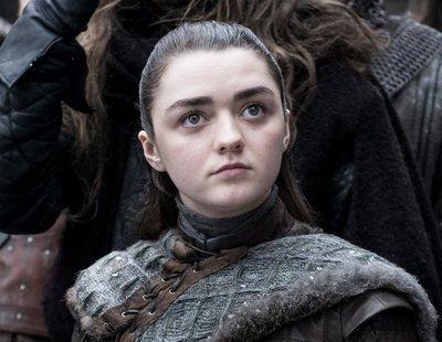 Maisie Williams responde a quienes se alarmaron con la escena de Arya en 'Juego de Tronos'