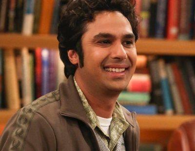 Kunal Nayyar enseña el guion con el que termina 'The Big Bang Theory'