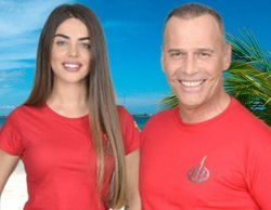 Violeta Mangriñán y Carlos Lozano se pelean antes de 'Supervivientes 2019':