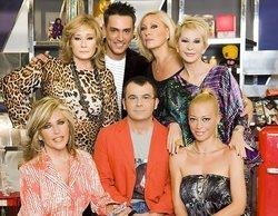 Así ha evolucionado 'Sálvame' en sus diez años en Telecinco