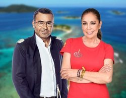 'Supervivientes 2019': Jorge Javier e Isabel Pantoja liman asperezas en su primer reencuentro televisivo