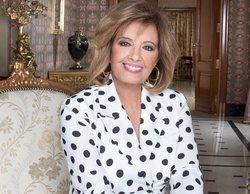 María Teresa Campos podría fichar por una cadena de televisión pública tras su marcha de Mediaset