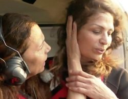 'Supervivientes 2019': El ultimátum de Jorge Javier a Encarna Salazar tras negarse a saltar del helicóptero