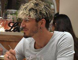 """Fernando confunde a Carlos Sobera con David Civera en 'First Dates': """"Tenía todos los discos de Carlos Civera"""""""