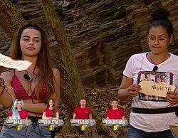 'Supervivientes 2019': Dakota y Violeta se enzarzan en una violenta discusión