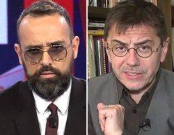 """Risto Mejide estalla contra Monedero: """"Si me acusas de mentiroso, ten la decencia de decir en qué he mentido"""""""