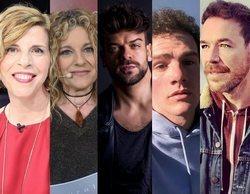 Eurovisión 2019: Ricky Merino, Sole Giménez, David Feito, Elena Gómez y Raúl Gómez, jurado profesional de TVE