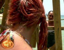 'Supervivientes 2019': Aneth, decepcionada con Isabel Pantoja por robarle el fuego a su equipo