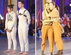 'Fama a bailar': Esther, Antonio, Nadia y Caro se convierten en los nominados de la semana