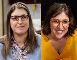 Mayim Bialik cambia de look despidiéndose de su personaje de Amy en 'The Big Bang Theory'