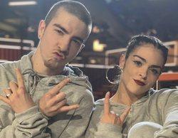 'Fama a bailar': Antonio y Esther, segundo dúo en pasar a la final por parejas