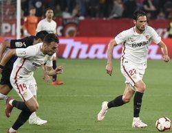 """El partido Sevilla-Leganés se impone en Gol frente a la película de Neox, """"Colombiana"""""""