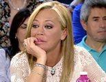 """Belén Esteban se encara con Antonio Tejado: """"A mí no me vas a desquiciar como a Candela"""""""