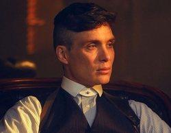 """Sam Claflin no se controló al conocer a Cillian Murphy en 'Peaky Blinders': """"Me dijeron que me relajara"""""""