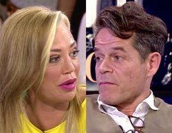 """El desconocido romance entre Jorge Sanz y Belén Esteban: """"Tú y yo ligamos una noche"""""""