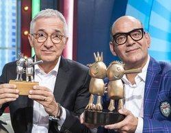 Discreto estreno de 'Juego de niños' (8,4%), que no logra batir al gran 15,3% de 'Sábado Deluxe'