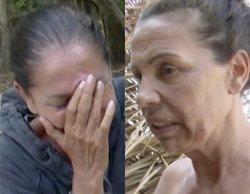 'Supervivientes': Isabel Pantoja y las Azúcar Moreno, a punto de reconciliarse tras unas risas cómplices