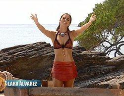 'Supervivientes 2019': Lara Álvarez reaparece totalmente recuperada tras su ausencia en la pasada gala