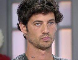 Jorge Brazález ('MasterChef 5'), muy molesto con Emma García al preguntarle por sus planes de boda con Miri