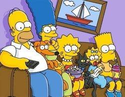 'Los Simpson' (4,1%) lidera una jornada que cuenta con gran presencia de Neox entre lo más visto