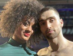 'Fama a bailar 2019': Valeria y Fonsi ganan el pase directo a la final por parejas