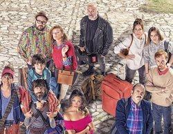 'El pueblo', la serie de Telecinco y Amazon Prime, no se estrena en abierto hasta 2020