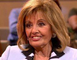 María Teresa Campos podría volver a la televisión en octubre