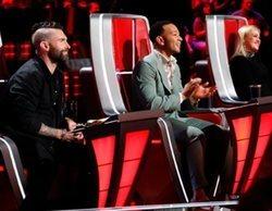 'The Voice' empata con '9-1-1' como lo más visto de la noche, pero vence en espectadores