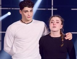 'Fama a bailar': Aritz y Lohi, tercer dúo que logra el pase a la final por parejas