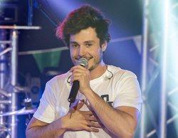 Eurovisión 2019: Rueda de prensa de despedida de despedida de Miki Núñez antes de viajar a Tel Aviv