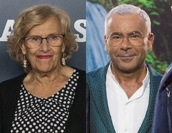 Jorge Javier Vázquez confiesa a Manuela Carmena que la votará de nuevo para alcaldesa de Madrid