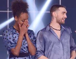 'Fama a bailar': Valeria y Fonsi, dúo ganador de la final por parejas