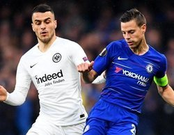 La prórroga del Chelsea-Eintracht (4,9%) de Europa League lidera en GOL