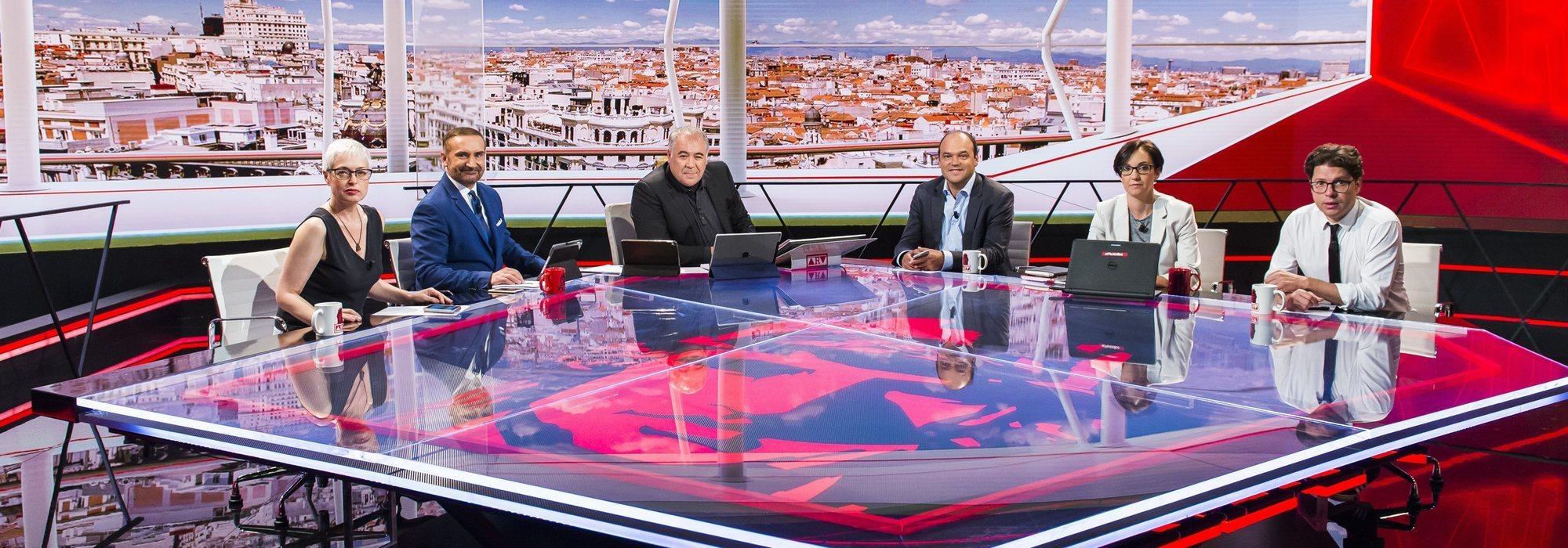 Ferreras, el rey de las mañanas: Claves del éxito de 'Al rojo vivo' y sus datos de audiencia que no conocías