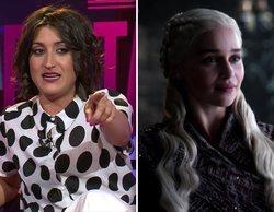 """Daenerys, objeto de envidia en 'Las que faltaban': """"¿Cómo puede ir tan mona cuando no hay ningún estilista?"""""""