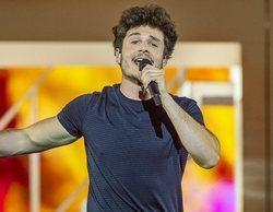 "Eurovisión 2019: Así ha sido el segundo ensayo de Miki Núñez con ""La venda"""