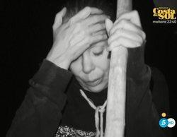 'Supervivientes 2019': Isabel Pantoja sufre un ataque de ansiedad por su miedo a la oscuridad