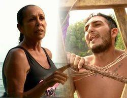 'Supervivientes 2019': Isabel Pantoja carga contra Omar Montes en una desconcertante discusión