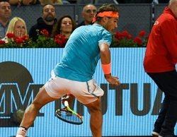 El partido entre Tsitsipas y Rafa Nadal del Masters de Madrid apunta un gran 6,7% en Teledeporte