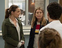 'Anatomía de Grey': DeLuca se sacrifica por Meredith en el 15x24