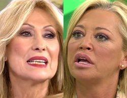 Los colaboradores de 'Sálvame' se mojan y confiesan si quieren que Rosa Benito vuelva al programa